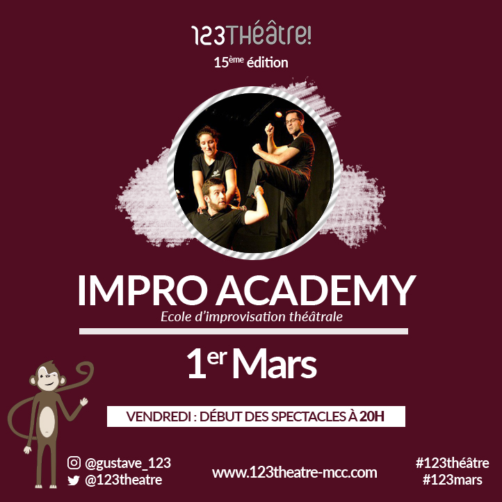 IMPRO-ACADEMY-1-MARS
